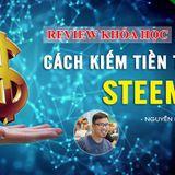 HOCNHANH247.VN | Nguyễn Phi Long - Cách Tạo Thu Nhập Thụ Động Trên Nền Tảng Steemit
