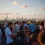 Dj Chris Anderson Live Mix, Rooftop, Bussey Building, Peckham 24/06/16