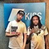 DJ MK - KISSFM HIP HOP SHOW AUG 2ND 2013 SPECIAL GUEST WALE