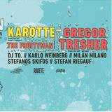 Karotte - Live @ Elektrisch & Die Rakete (Núremberg, DE) - 24.11.2017