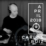 [04.2018] Carlos Ruiz / dj set