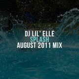 'Splash' August 2011 Mix