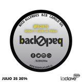 #B2B15 - Hobo (Minus) @ Club La Feria - 25 julio 2014
