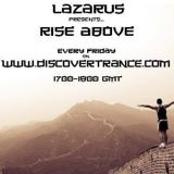 Lazarus - Rise Above 309 (22-09-2017)