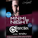 2016.05.06. MNML Night, Liget Dance Hall, Eger - Friday