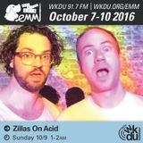 Zillas On Acid 2016 EMM