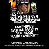 Nathan Martin Live at 'Social Presents' - 27th January 2018
