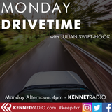 Drivetime with Julian - 24th September 2018
