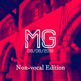 Monday Graveyard Show 149 (06/08/2018) (Non-Vocal Mix)