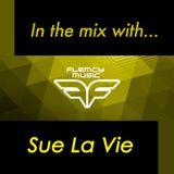 Flemcy in the mix with Sue La Vie