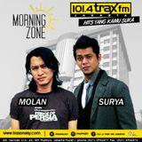 Surya Molan MorningZone TraxFMJKT 7 September 2016