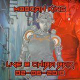 Moocah King Live @ Chiba Bar - Neuro Tuesday 02-06-2018