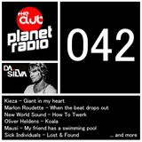 Planet Radio the Club #42 - DJ Da Silva - 08/2014