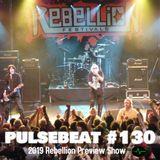 Pulsebeat #130