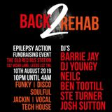 BACK2REHAB promo mix