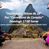 """""""Habilidades físicas de 10"""", Programa 25 de """"Corredores de Corazón"""", 26 de octubre del 2014"""