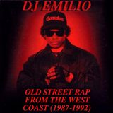 Old Street Rap from the West Coast (1987-1992)