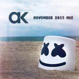 November 2017 - Marshmello Mix