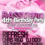 DJ Todd Murphy - BASSMENTal 4th Birthday Party Bounce Classics Promo