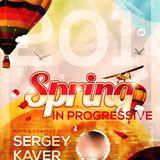 Sergey Kaver Spring in Progressive 2014