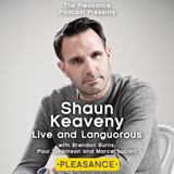 08b. Johnny Vegas and Fyfe Dangerfield in Shaun Keaveny: Live and Languorous