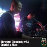 Ohrwurm Cloudcast #63: Gabriel & Alam