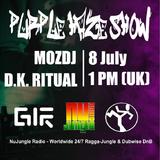 Purple Haze Show - MOZDJ @ NuJungle.Com (08.07.2016)