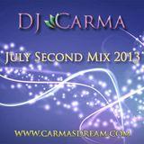 DJ Carma July Second Mix 2013