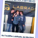 "Game Of Microphones - S01E03 ""The Sleeping Zouraris"" (17.03.2015)"