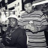 Pete Rock & CL Smooth & LONS on Kiss 100 FM (May 92)