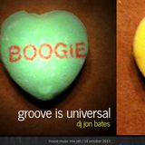 groove is universal mix - the funkiest house set