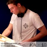 Wizard Sleeve // Chat & Mix #04 - iO