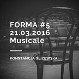 21.03.2016 Forma, Radio Jantar, Konstancja Śliżewska