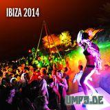 Orkidea – Live at Cafe Del Mar, Ibiza 27-07-2014