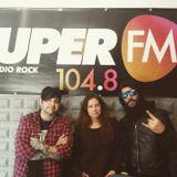 A SuperFM à conversa com Ruka e Tiago Afonso dos Tara Perdida