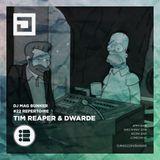 Dwarde & Tim Reaper with Blackeye MC - Repertoire x DJ Mag Bunker - 09/05/18