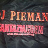 RETURN OF THE DA ORIGINAL JUNGLIST DJ PIEMAN FANTAZIA CREW 2013 STYLE(still no headphones)