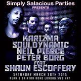 Simply Salacious presents KARIZMA SUMMAH MIX