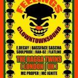 E.DECAY b2b SOULPRIDE feat. RAGGA TWINS - Live in Mainz (june 2012)