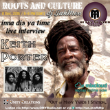 Crucial Roots Reggae with the Itals and a live interview with Keith Porter inna dis ya time