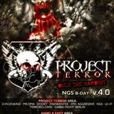 Project Terror Podcast 2017 mixed by HC Instructor