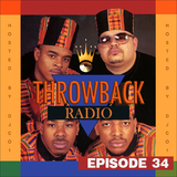 Throwback Radio #34 - DJ CO1 (Backyard Boogie)