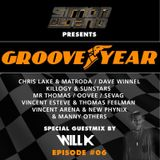 Groove Year #006 - Special Guestmix by Will K