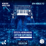 Captain Supernova & Blindherd | Beats of All-Nations 045 Live at Dublab