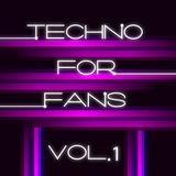 Oscar Aullon_Techno for fans Vol.1