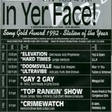 "Antony Daly 04.04.1994 Wear FM ""ELEVATION"" Part 1"