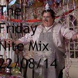 The Friday Nite Mix 22/08/14 (1st birthday)