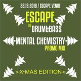 Mental Chemistry - Escape to Drum&Bass X-mas Edition Promo Mix