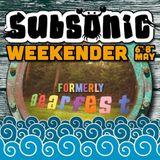 Subsonic Weekender 2016