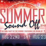 Summer Sound Off - Zan Opener Set